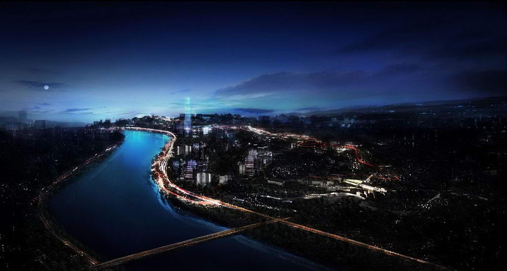 重庆市渝中区山地公园概念方案设计